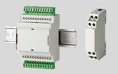 DIN-Rail-Enclosures