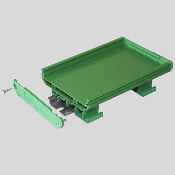 din rail pcb holders custom length